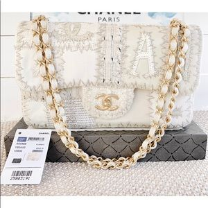 Chanel Patchwork Classic Flap Bag